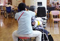 写真:介護予防サービス